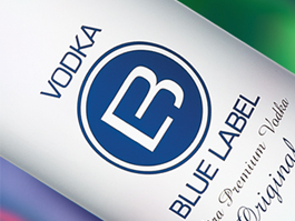 Blue Label Vodka