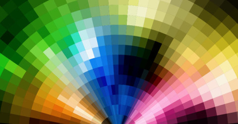 Benefits of Combining Technology color wheel