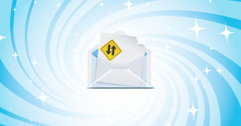 Making Your Database The Best It Can Be graphic of envelope