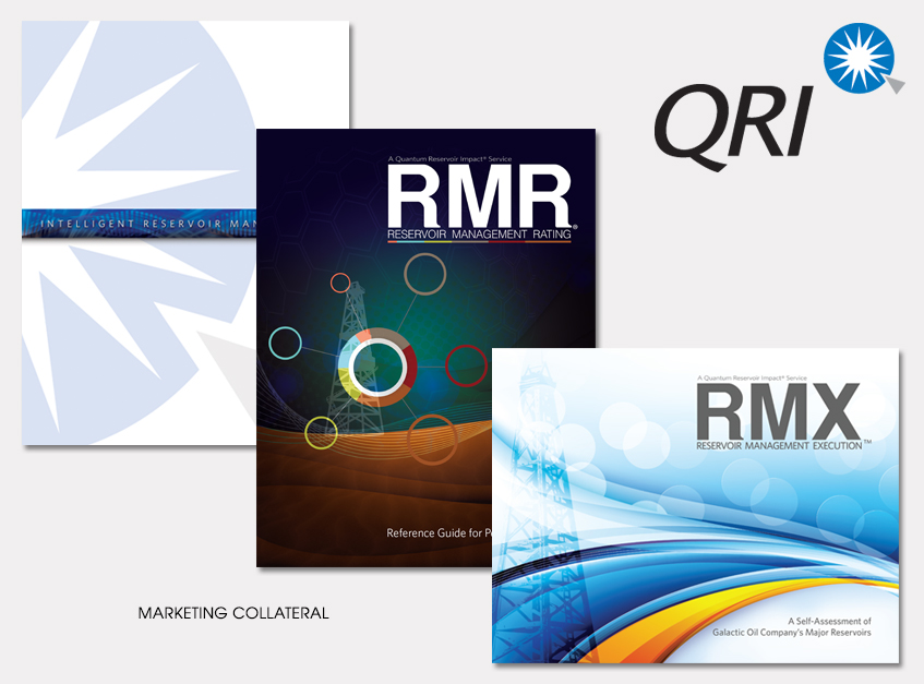 Marketing Collateral for QRI